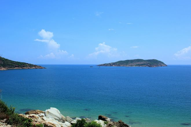 Vẻ đẹp dịu dàng của trời biển Quy Nhơn