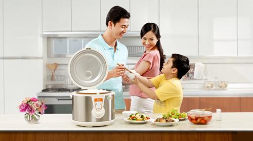 Là một người phụ nữ, ai cũng muốn dành nhiều thời gian cho gia đình với những bữa cơm đầm ấp và hạnh phúc.