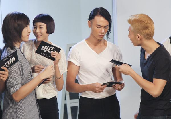 Ở tập này, các thí sinh sẽ bốc thăm và chia nhóm để