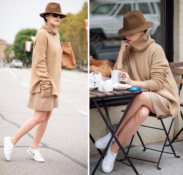 Cùng fashionista Veronica diện thời trang bầu bí tuyệt đẹp 7