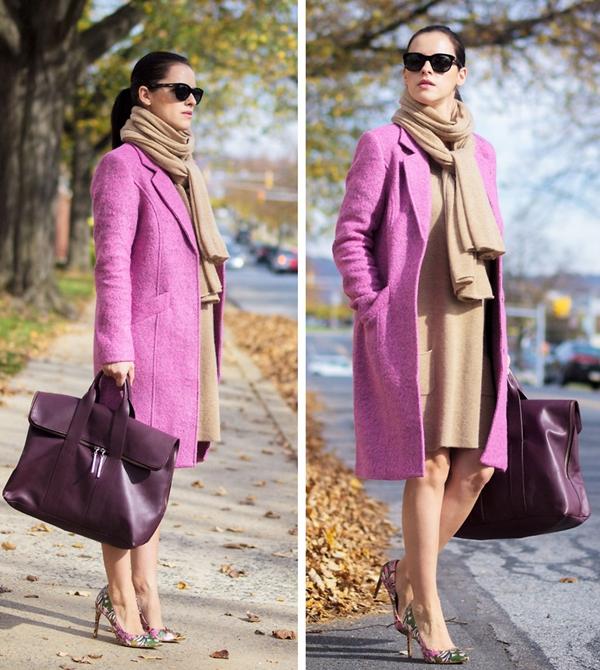 Cùng fashionista Veronica diện thời trang bầu bí tuyệt đẹp 5
