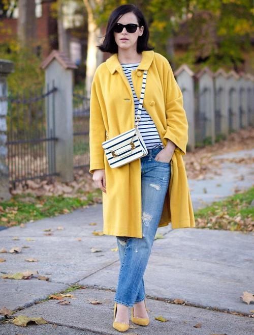 Cùng fashionista Veronica diện thời trang bầu bí tuyệt đẹp 10