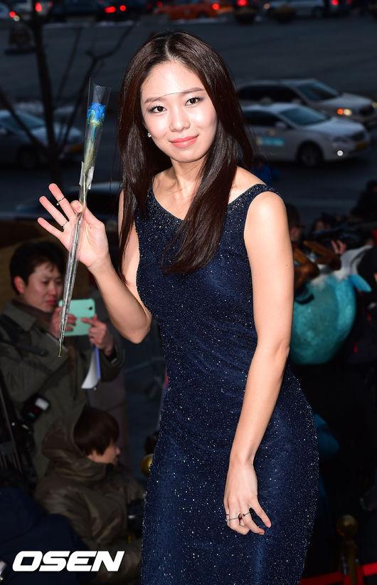 Mỹ nhân Park Ji Soo.