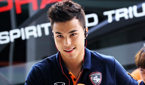 Không chỉ là một trong những cầu thủ tài năng và quan trọng trong đội hình tuyển Thái Lan, Charyl Chappuis