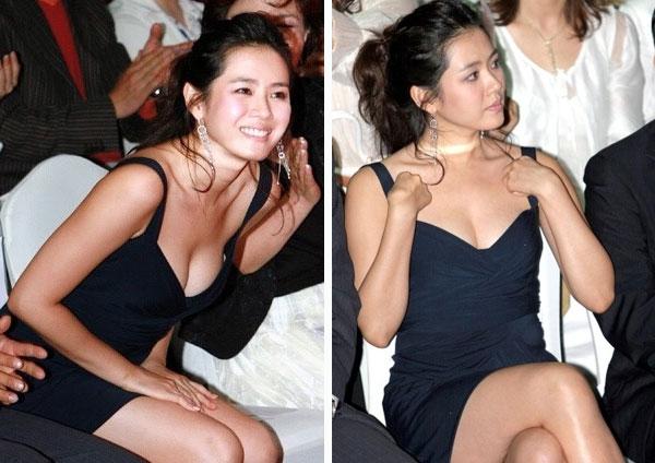 5 lần 'nổi loạn' sexy của ngọc nữ Son Ye Jin