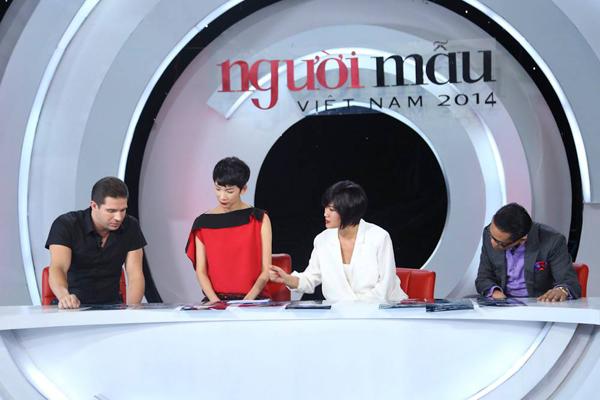 Thành phần ban giám khảo ở tập 7 bao gồm: siêu mẫu Xuân Lan, Doanh nhân Randy Dobson, Giám đốc sang tạo Hương Color, nhiếp ảnh Quách Thái Công.