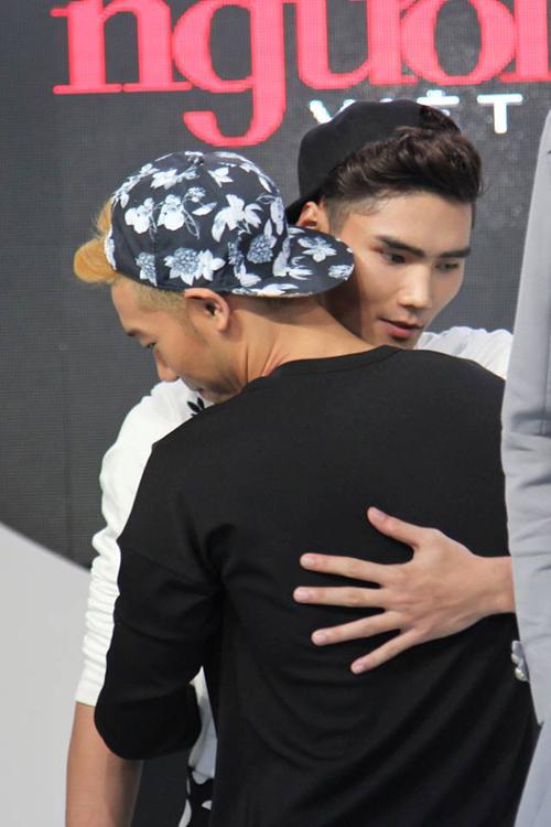 Đăng Khánh - chàng trai năng động nhất top 9 đã phải nói lời chia tay với chương trình.