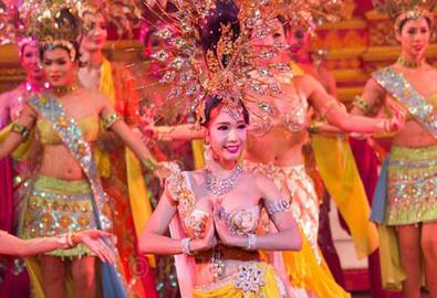 Tour Thái Lan giá trọn gói chỉ 4,77 triệu đồng