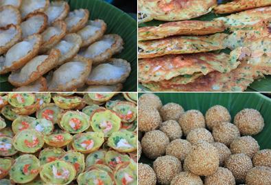 Các loại bánh miền Tây dân dã mê hoặc dân Sài Gòn