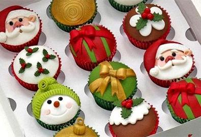 Những chiếc bánh Giáng sinh tuyệt đẹp