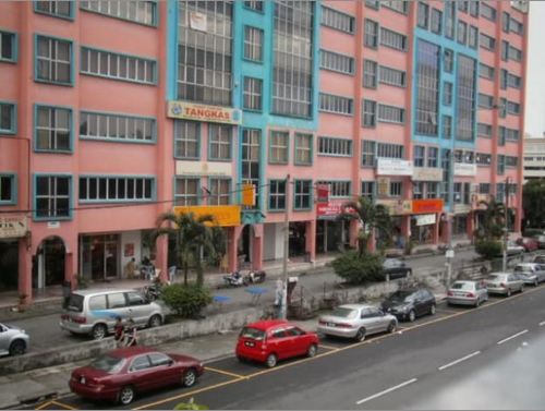 [Caption]Khu phố Jalan Ipoh, Kuala Lumpur. Ảnh minh họa. (Nguồn: saintclassifiedmalaysia.com)
