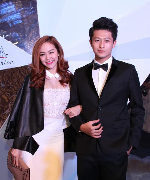 Chàng trai gốc Đài Loan có gương mặt đẹp kiểu baby Harry Lu sánh đôi cùng Thanh Hằng