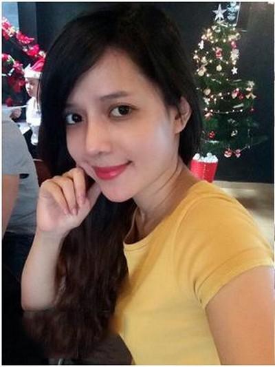 Hình ảnh Minh Yến sau phẫu thuật.