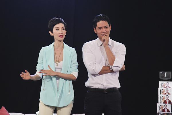 Nam diễn viên, người mẫu Bình Minh xuất hiện trong chương trình Vietnams Next Top Model 2014 với vai trò người hướng dẫn diễn xuất cho các thí sinh.