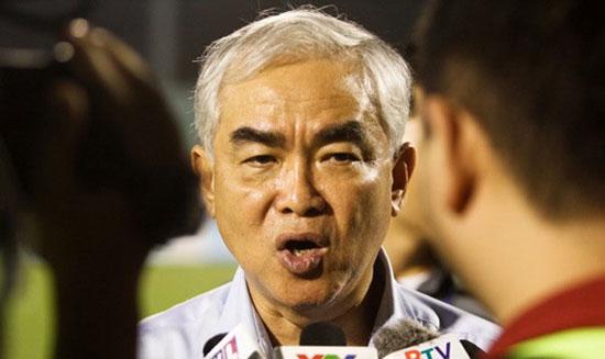 Chủ tịch VFF - nhân vật gây sốc nhất năm 2014