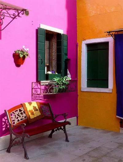 Burano - hòn đảo của nắng và những màu sắc