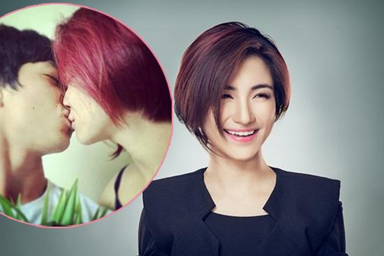 Lộ ảnh 'khóa môi': Fan nhắc Công Phượng, chê Hòa Minzy