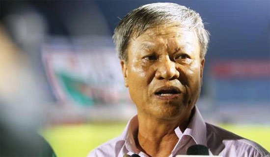 Ông Lê Thụy Hải 'mắng' trọng tài kém