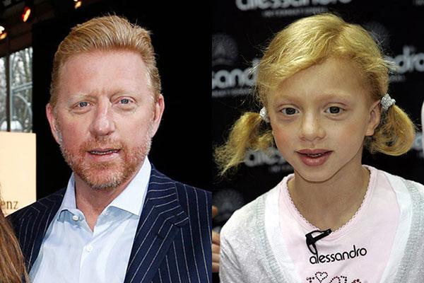 Anna chào đời năm 2000, một năm sau được bố đẻ thừa nhận sau khi có kết quả xét nghiệm ADN.