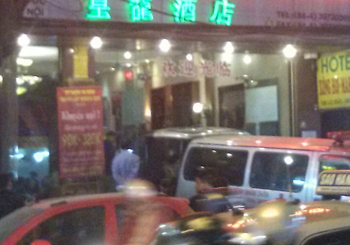 Thi thể nam thanh niên phân hủy trong khách sạn ở Hà Nội