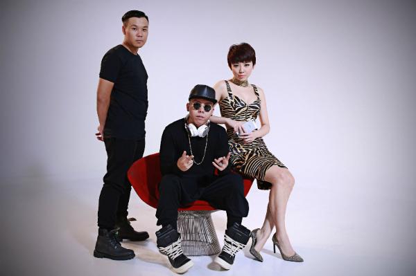 Team của Ca sĩ Tóc Tiên, DJ Hoàng Touliver, Producer Long Halo