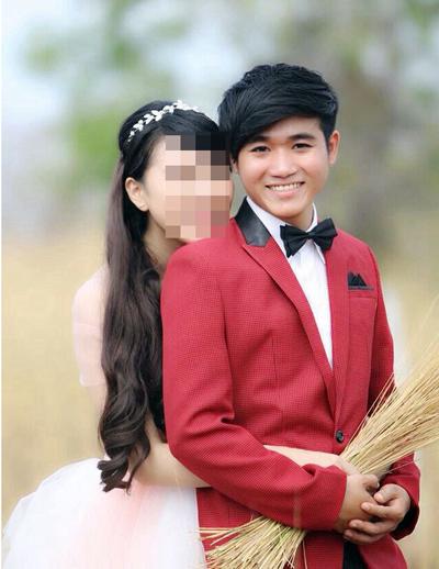 Chú rể Huy Anh mất tích trước ngày cưới một tuần khiến gia đình lo lắng. Ảnh: Gia đình cung cấp.