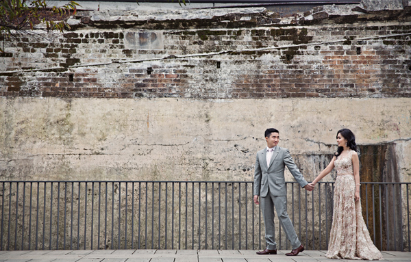 Chụp ảnh cưới ở nơi kỷ niệm lần đầu gặp nhau