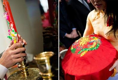 Trình tự lễ nói trong ngày đính hôn ở Nam Bộ
