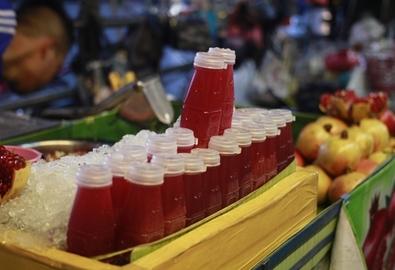 Thiên đường đồ uống tươi ngon và rẻ trên phố Bangkok