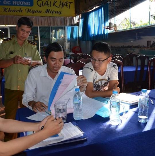 Khách 'ngã ngửa' với bữa ăn đêm giá 22 triệu đồng ở Vũng Tàu
