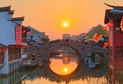 7 cổ trấn đẹp như tranh gần Thượng Hải