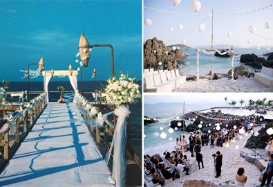 Các resort đẹp như mơ nơi sao Việt tổ chức đám cưới