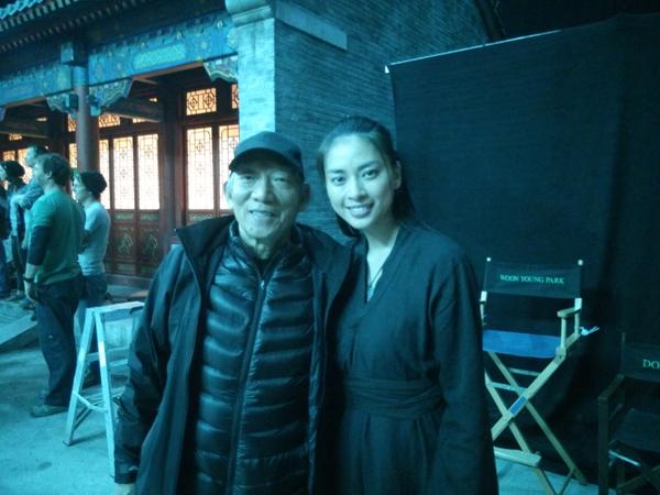 Ở phần 2, vai trò đạo diễn của Lý An được thay thế bởi Viên Hòa Bình, người từng tham gia nhiều tác phẩm võ thuật như