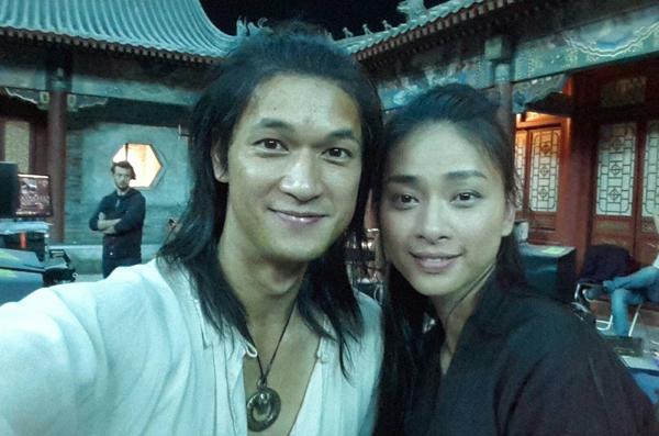 Ngoài hai diễn viên nổi tiếng của màn ảnh Hoa ngữ, phim còn có sự tham gia của Harry Shum Jr (nổi lên từ