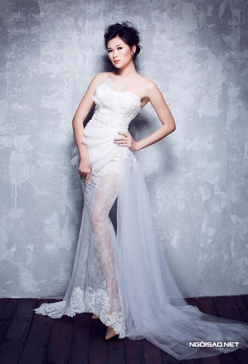 Top 10 váy cưới Việt nổi bật tháng 1