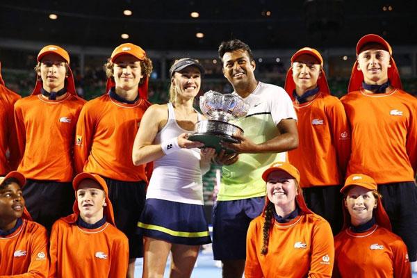 Australia mở rộng là giải đấu gắn liền với thành công của Martina Hingis.