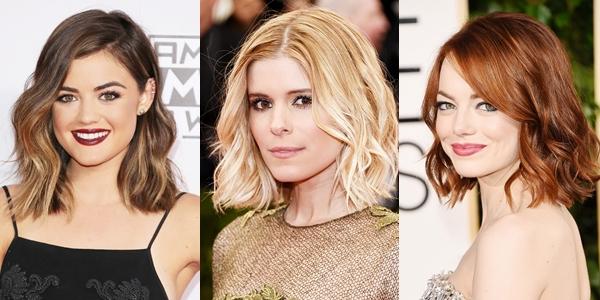 4 kiểu hô  biến tóc mỏng thành 'siêu dày'