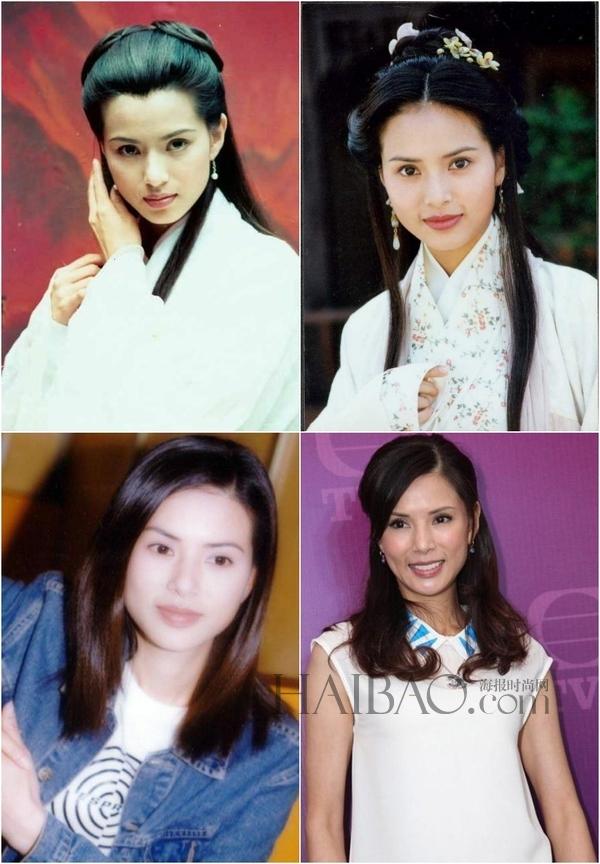 11 sao TVB ngấp nghé 50 vẫn trẻ đẹp, duyên dáng