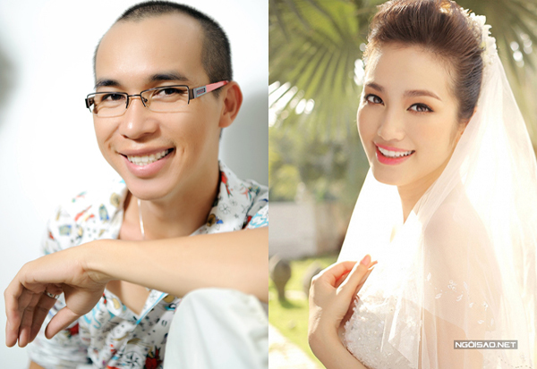 Chuyên gia nói về phong cách make up cưới của Trúc Diễm