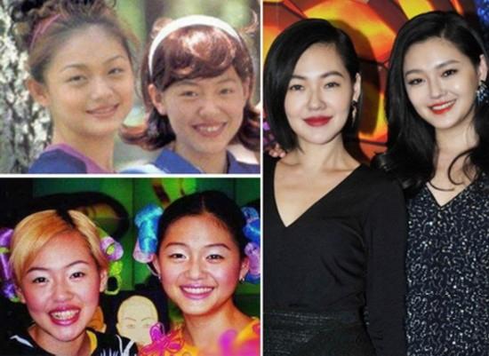 So sánh nhan sắc hiện tại và thời mới vào nghề của các sao nữ nổi tiếng