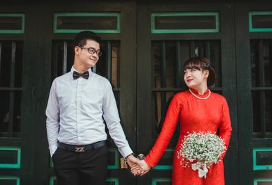 Dự thi ảnh cưới đẹp tháng 3 và tháng 4