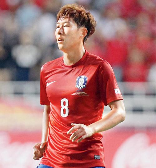 ... và Son Heung Min lọt vào top10 năm nay.