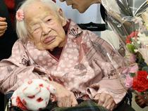 Cụ bà già nhất thế giới đón sinh nhật tuổi 117