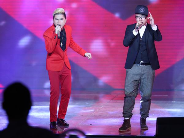 Nhóm PB Nation mở màn đêm thi thứ năm với ca khúc hit