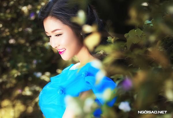 Triệu Thị Hà làm cô dâu như nàng Cinderella