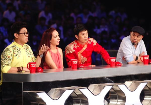Các giám khảo