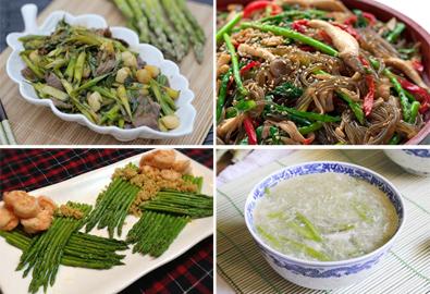 Công dụng và các món ngon dễ làm từ măng tây