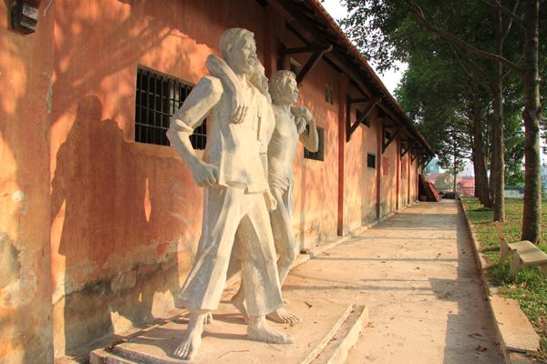 Nhà tù Pleiku. Ảnh: Vietnamtourism.