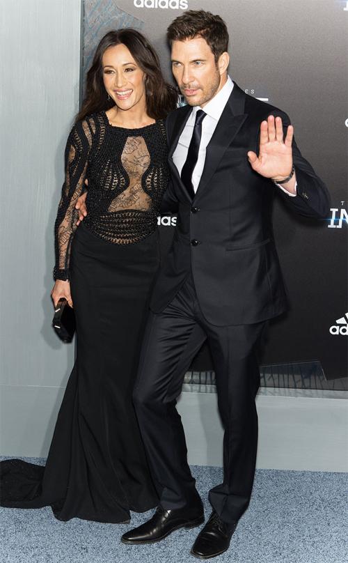 Dylan McDermott đã chấm dứt hôn nhân kéo dài 14 năm của mình với diễn viên Shiva Rose in 2009