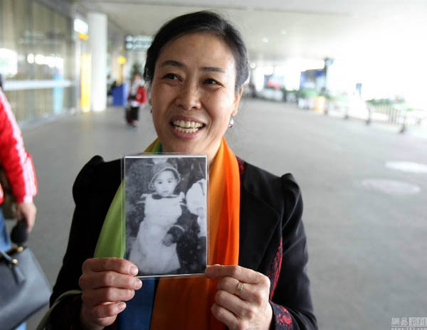 Li Wei was abducted when he was playing outside of his home on September 29, 1989.